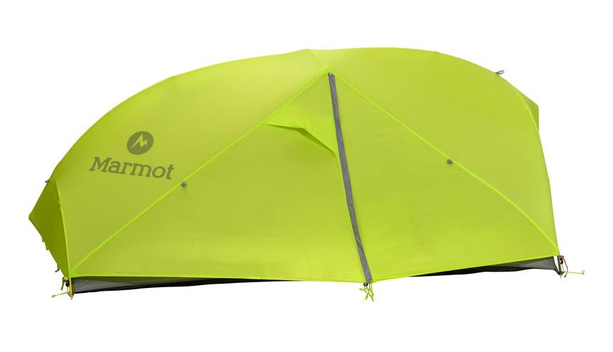 Marmot Force 2P tent groen